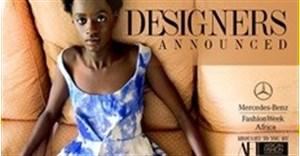 Fashion Week Africa unveils designer line-up