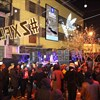 adidas ZX Flux Street Party employs cutting-edge animated digital projections - Moving Tactics