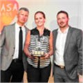 The Mediashop's 'Coke Rainbow' claims Roger Garlick Grand Prix at the inaugural AMASA Awards ceremony