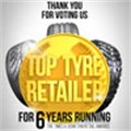 Tiger Wheel & Tyre wins The Times Sowetan Retail Award for the sixth time