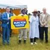 MTN Marathon raises funds for safe water in Uganda