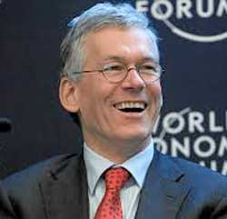 Chief Executive of Philips, Frans van Houten has blamed Russia and China for the poor performance of the company and added that the patent infringement award made against it worth $466.8m has damaged profits, too. Image: Wikipedia