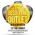 "Bloemfontein votes Tiger Wheel & Tyre the ""Best Tyre Outlet"""