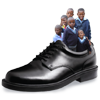 Primedia Outdoor sees if the shoes fit