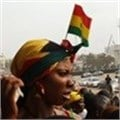 How does Ghana see South Africa?