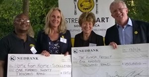 StreetSmart SA raises R220k for street kids