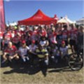 "The Primedia Outdoor ""Nelly There"" Team do the Momentum 94.7 Challenge with time to spare"