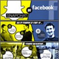 Snapchat and Facebook compared