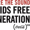 """""""Share the sound of an AIDS-free generation"""" and support (RED)"""