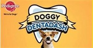 Pedigree Doggy DentaDash... for dog dental care