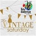 Go retro at Harbour Market Vintage Saturdays
