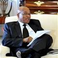 Zuma should bash on regardless, suggests the writer. (Image: GCIS)