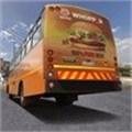 Burger King - big on buses