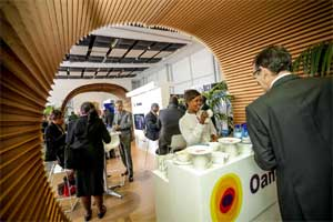 Oando's brand activators in the limelight at 21st Africa Oil Week