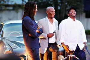 Kaya FM boss wins South Africa's first Johnnie Walker Gentlemen's Wager