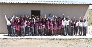Suzuki Auto SA funds building of two classrooms at Bulugha Primary