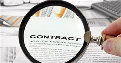 Contracts can make or break an artist's career