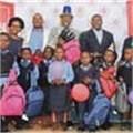 Partnership uplifts kids