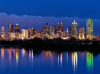 Dallas, home to the INMA Awards 2015 competition. (Image extracted from the  website)