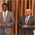 Zambian President admitted to SA hospital