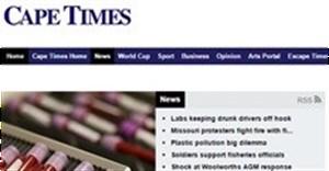 Sanef condemns Western Cape Government's Cape Times decision