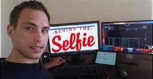 [Behind the Selfie] with... Mike Wronski