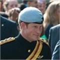 Prince Harry - not so 'selfie' assured