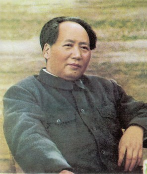 Mao... Many revere him for dragging China into the modern age, and many revile him for being responsible for perhaps as many as 70 million dead. (Image: Public Domain)