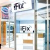 Two new stores for iFix