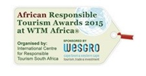 Finalists announced for the African Responsible Tourism Awards 2015