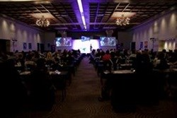 A full house for the inaugural Durban edition of the IMC Conference