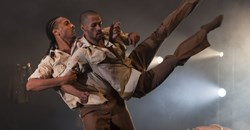 Figure of Eight Dance Collective comes of age with Grant and Shaun - A Double Bill of Dance