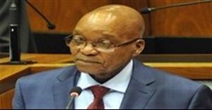 Zuma calls for calm, end to violence