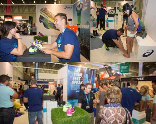 ASICS Expo for Two Oceans 2015