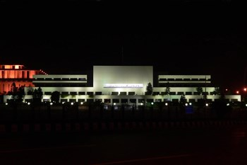 Parliament in Islamabad. Critics of the proposed bill say it is too vaguely worded and gives too much power to the government to censor what it doesn't like, for whatever reason. (Image: Public Domain)