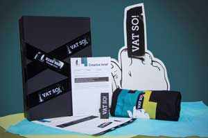 Gifts for marketers and creative heads and executive creative heads