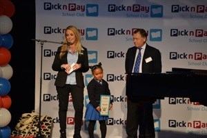 Goodwood Primary School hosts Pick n Pay CEO at Showcase