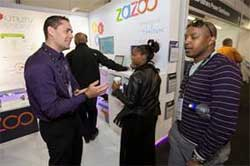 Zazoo exhibiting at AUW