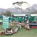 Scan Display, proud infrastructure sponsor for Investec Kirstenbosch Plant Fair 2015
