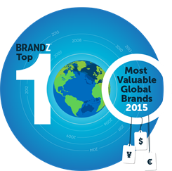 Apple overtakes Google in the 10th Annual BrandZ Top 100 Most Valuable Global Brands ranking