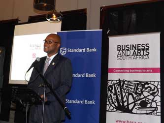 Business and Arts SA Africa Breakfast talks collaboration, co-creativity and cooperation