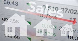Bond sell-off sparks drop in property index