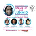 Stand Up For Junaid fundraiser
