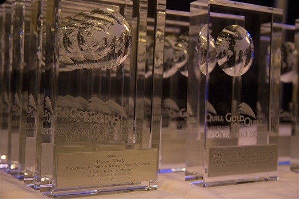 IABC announces winners of the Gold Quill Awards