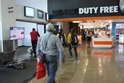 Airport.tv has extended its reach to the international terminal in OR Tambo