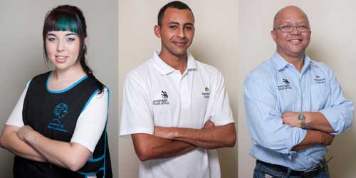 "WorldSkillsSA: Mia Crous, Duwayne Davids and Louis Carelse are ready for the challenge to ""bring it home"" for South Africa"