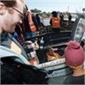 Solar car races around southern Africa