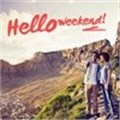 Loving the Hello Weekend (love Cape Town) campaign