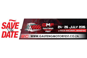 Gauteng Motor Fest set to deliver exhilirating 'live action' line-up