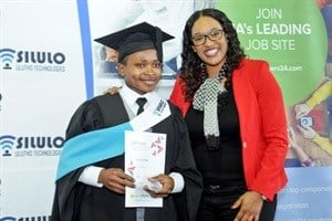 Students graduate from the Careers24 Job Readiness Initiative
